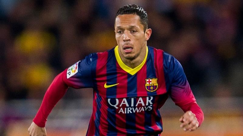 إنتقل أدريانو من صفوف برشلونة إلى بيشكطاش (أرشيف)