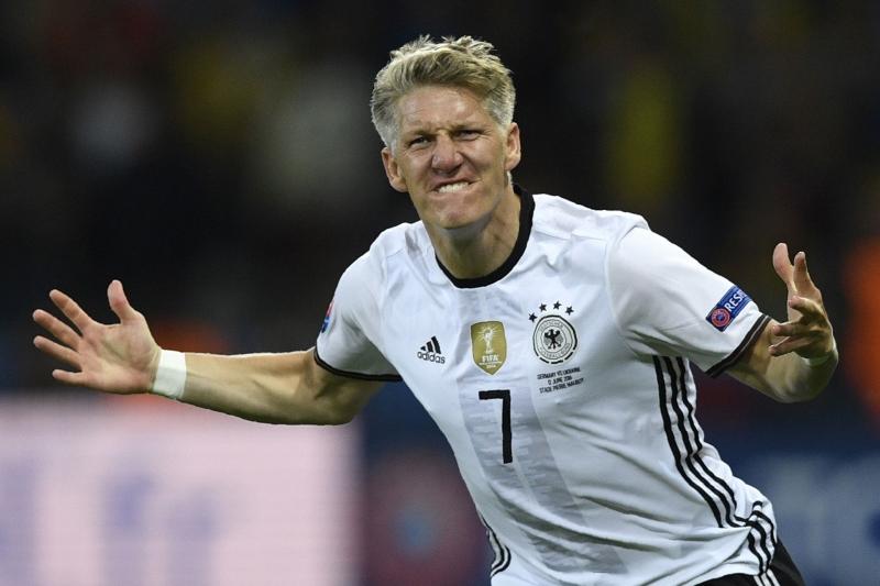 """خاض """"شفايني"""" 120 مباراة مع منتخب ألمانيا منذ 2004 (أ ف ب)"""