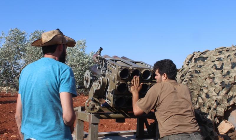تبدو سوريا موعودة في صيفها المقبل بتغيرات عميقة في الميدان (الأناضول)