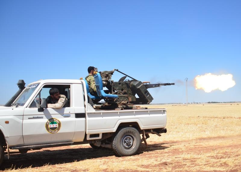 تواصل «جبهة النصرة» تقدّمها في ريف اللاذقية الشمالي
