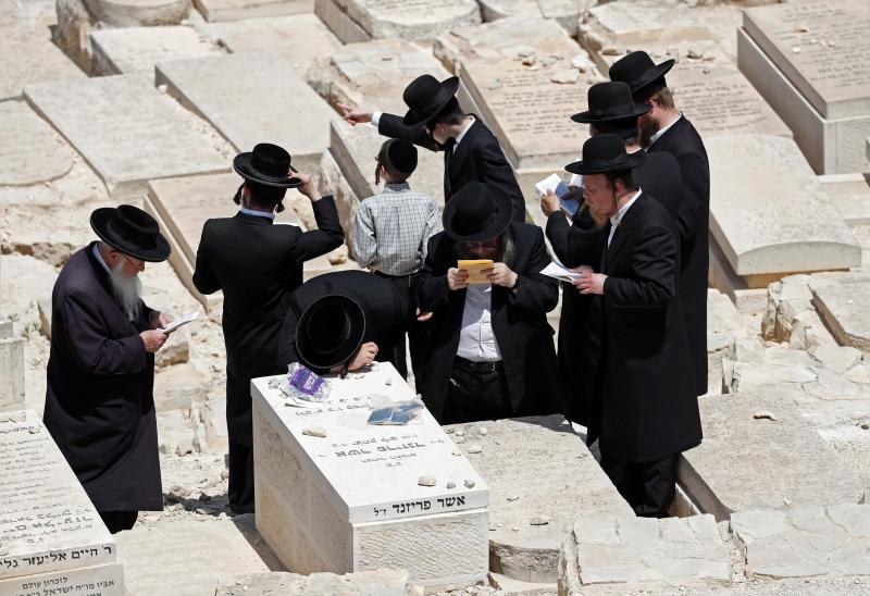 لا يشعر اليهود المهاجرون من دول الاتحاد السوفياتي بأنهم إسرائيليون  (أ ف ب)