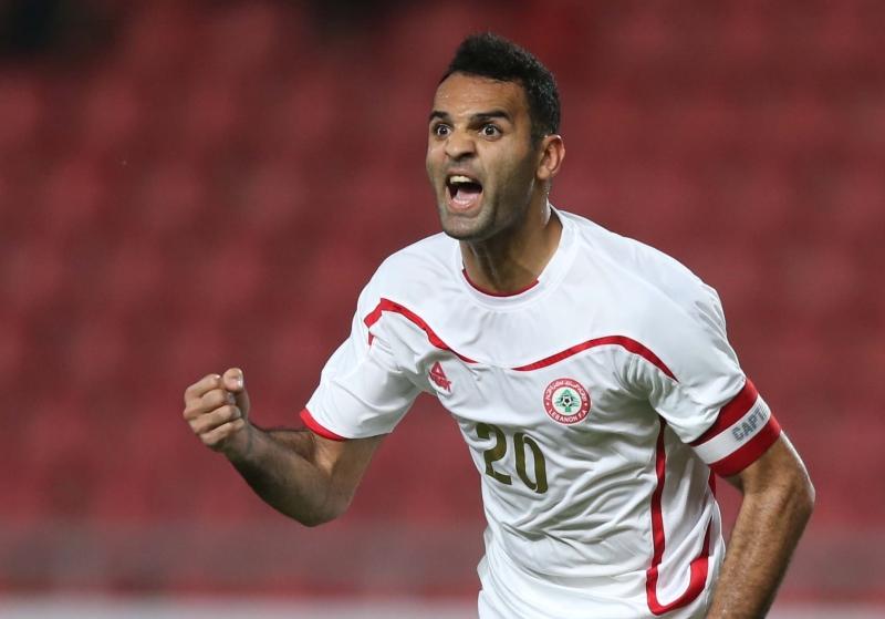 سيقود عنتر فريقاً من نجوم لبنان المعتزلين (عدنان الحاج علي)