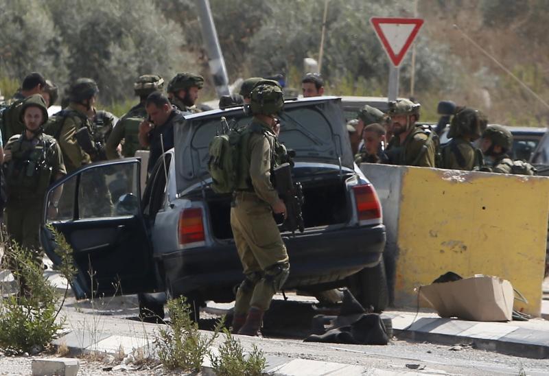 استشهد شاب فلسطيني في نابلس برصاص العدو بدعوى محاولته تنفيذ طعن