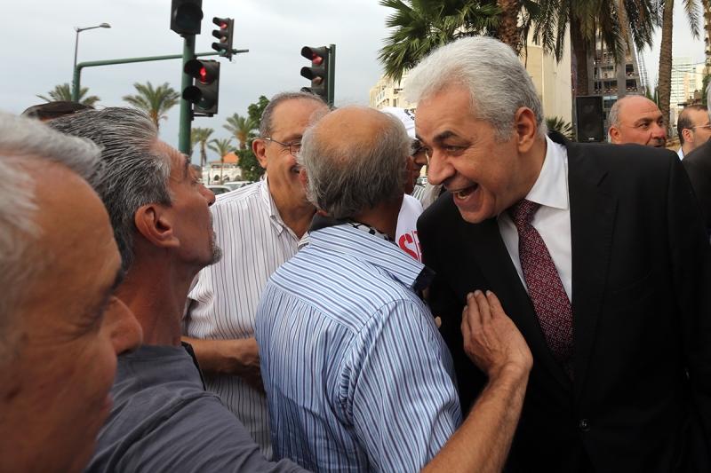 بدأ التحريض منذ وصولهما بيروت وحُركت الدعوى بعد عودتهما لمصر (مروان طحطح)