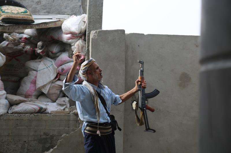 المشهد اليمني: «عود على بدء» (أ ف ب)