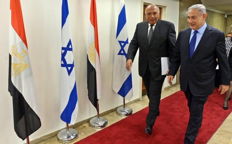 إسرائيل راضية عن قرار الدول العربية التي تؤثر فيه مصر والسعودية (من الويب)