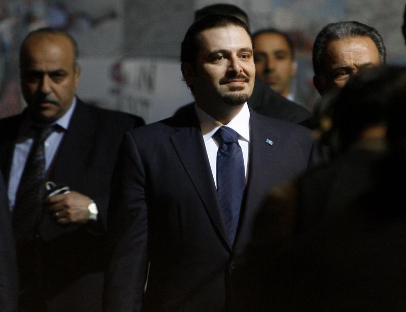 الحريري رئيساً للحكومة دعوة للسعودية الى المشاركة في الحكم (مروان طحطح)