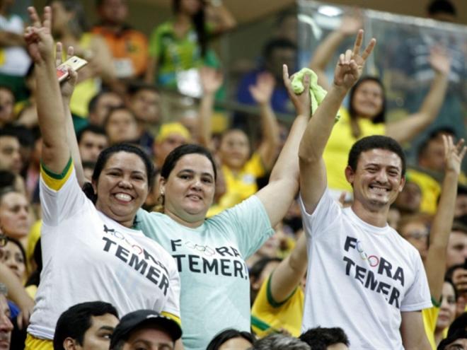 الأولمبياد بأعين فقراء ريو: الحفلة التي لم نُدع إليها!