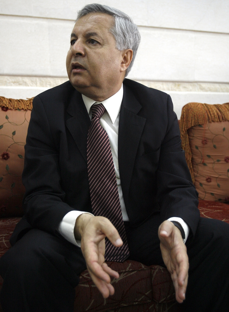 السيد حسين: طبقنا نظام التفرغ بنسبة 95% (مروان طحطح)
