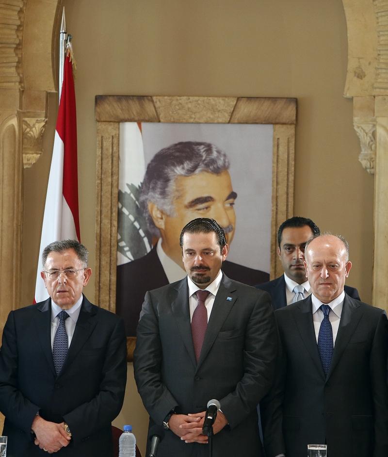التوزيع الذكي للأدوار بين الحريري وريفي وضاهر ضبط إيقاع الجمهور (هيثم الموسوي)