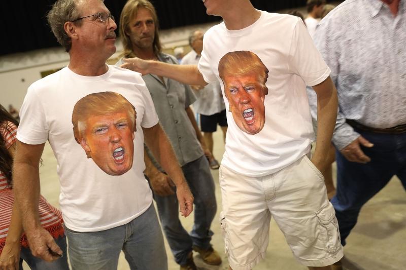 انتقد ماكين وغيره من القادة الجمهوريين تصريحات صادرة عن ترامب (أ ف ب)