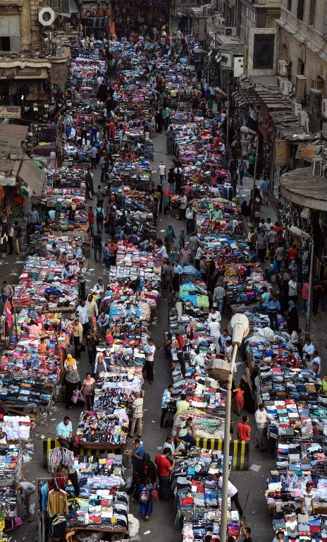 الموافقة على القرض تعطي «شهادة ثقة» للاقتصاد المصري دولياً (من الويب)