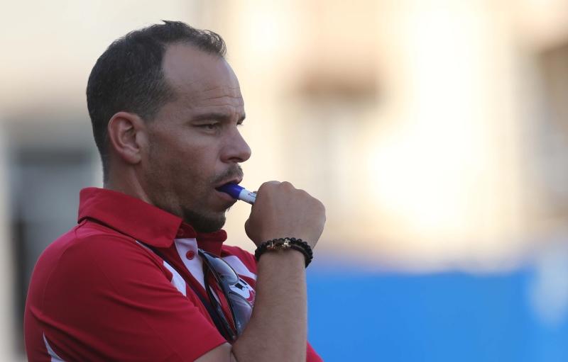 نجح مدرب السلام زغرتا التونسي طارق جرايا في تحقيق الفوز في أول مباراة له مع الفريق