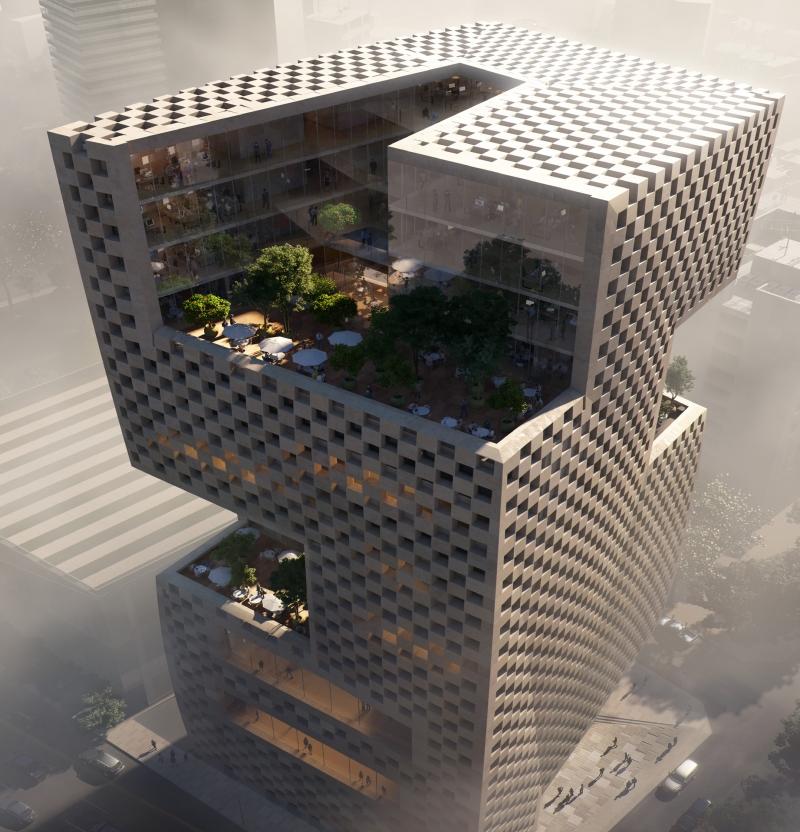 المبنى هو هوية تنتمي إلى الذاكرة الجماعية