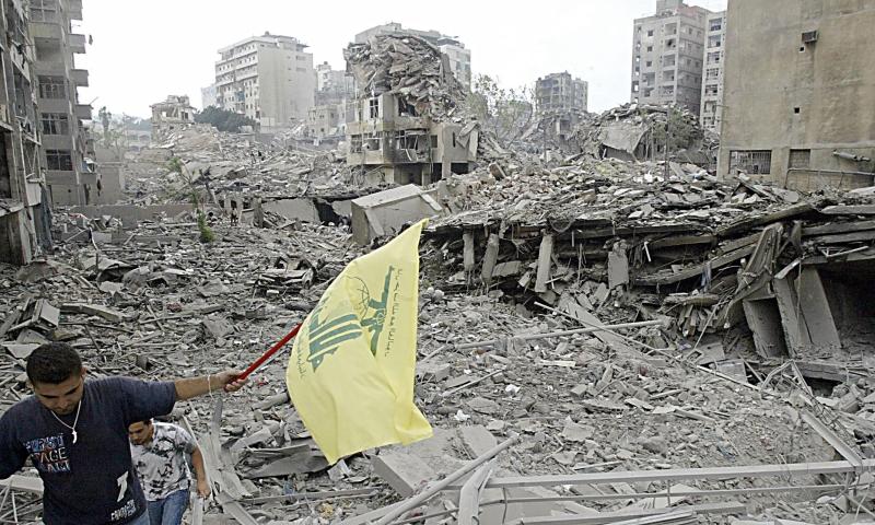 يمارس حزب الله مقاومة شاملة ضد جميع أهداف العدو (هيثم الموسوي)