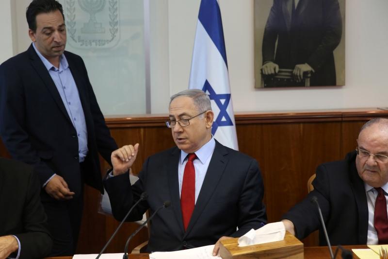 حاول نتنياهو التخفيف من وطأة بيان وزارة الأمن