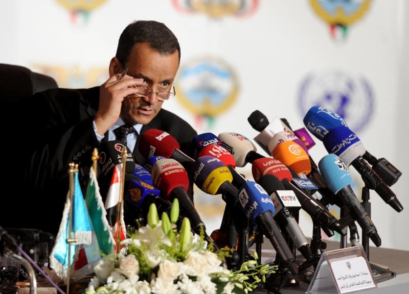وعد ولد الشيخ باستئناف «الجولات المكوكية» لزيارة طرفي الأزمة في الرياض وصنعاء