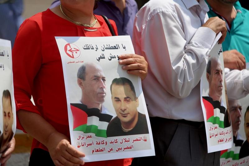يزداد التفاعل مع قضية بلال كايد في ظل الإضراب التضامني في السجون (آي بي ايه)