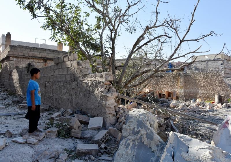 دولة سوريا العميقة شكّلت بطموحها إخلالاً بالخطوط العريضة لتحالف الدول الكبرى (الأناضول)