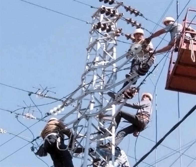 توفر الشركة الكهرباء لأكثر من 55 ألف مشترك في زحلة و17 بلدة مجاورة