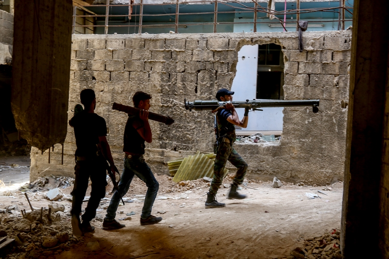 صدّ الجيش هجوماً لمسلحي «جيش الإسلام» في الغوطة الشرقية