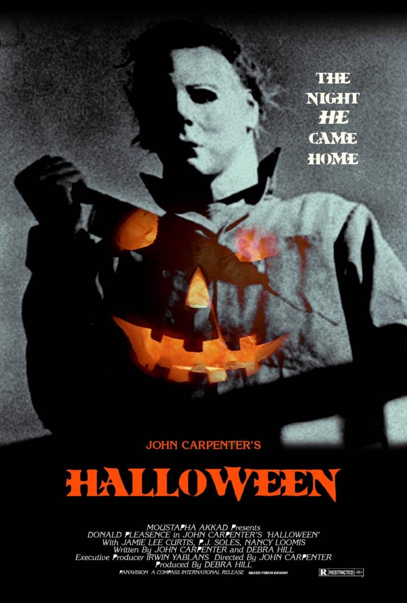 سيعرض المهرجان الفيلم الكلاسيكي «هالوين» (1978) لجون كاربنتر
