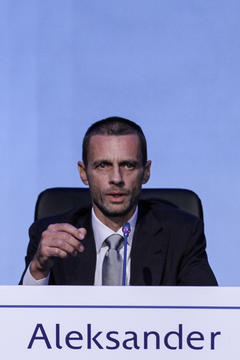 سيتولى تشيفيرين رئاسة الاتحاد الأوروبي لعامين ونصف عام (الأناضول)