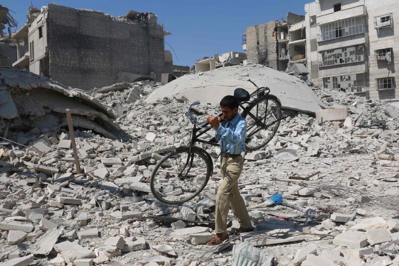 أعلن الجيش السوري أمس إسقاط طائرتين إسرائيليتين فوق أراضيه (الأناضول)