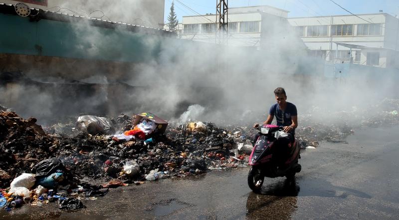 بلغت نسبة الوفيات الناجمة عن تلوث الهواء 10% (هيثم الموسوي)