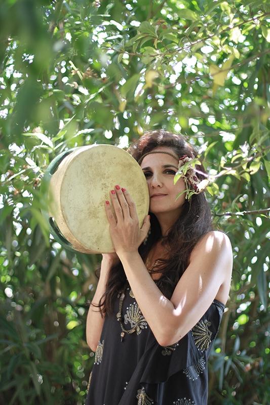 تختتم  الفنانة اللبنانية تانيا صالح المهرجان مساء الغد
