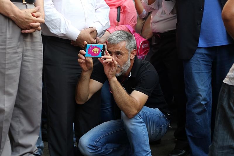 سهى بشارة: ستبقى فلسطين جزءاً لا يتجزأ من النضال... والمسار طويل (مروان طحطح)