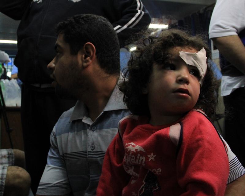 من صور عدوان غزة