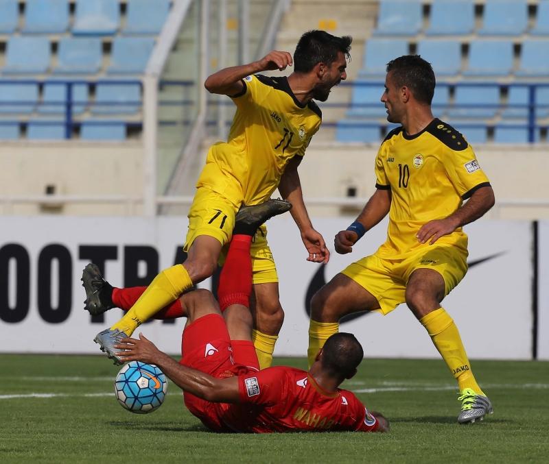 فاز العهد على المحرق 1-0 في بيروت (عدنان الحاج علي)