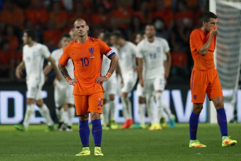 خسرت هولندا ودياً على أرضها امام اليونان