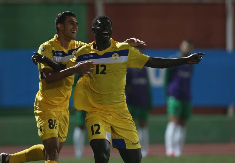 سجّل درامي 10 أهداف للعهد في الموسم الماضي (عدنان الحاج علي)