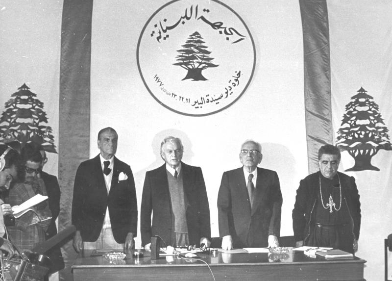 الحكومة اللبنانيّة كانت تعترف سرّاً باعتدال عرفات مقابل «المتطرّفين» في «فتح»