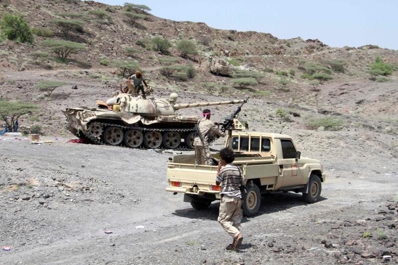 تتزامن العمليات مع توسع مستمر للقوات اليمنية في المناطق الحدودية