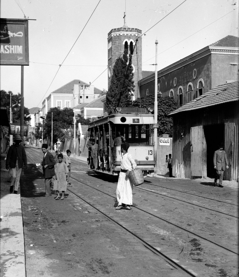 شارع بلس 1900