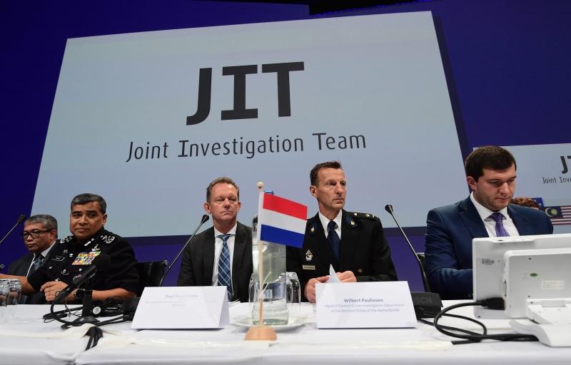 موسكو: ضمّ أوكرانيا إلى فريق التحقيق أعطاها الفرصة لتشويه الأدلة (أ ف ب)