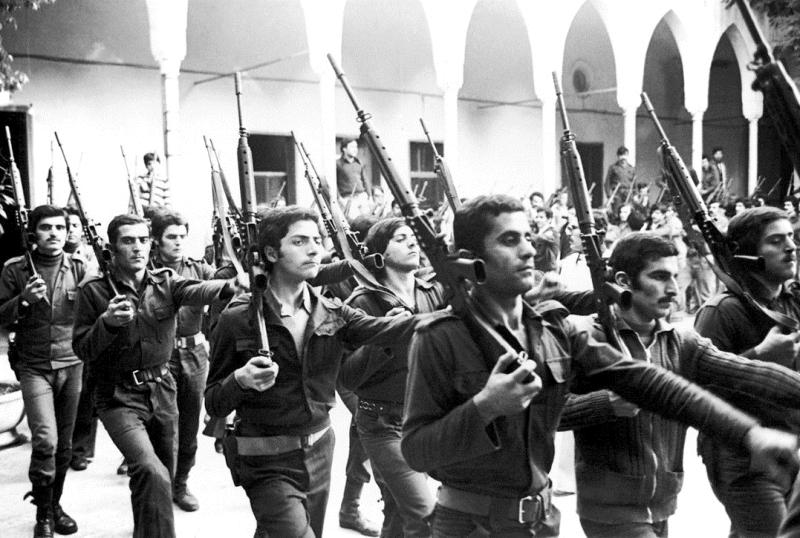 بدأ تسليح الميليشيات اليمينية منذ 1973