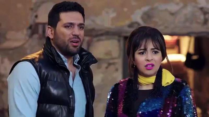اعترضت الرقابة على اسم فيلم حسن الرداد وإيمي سمير غانم