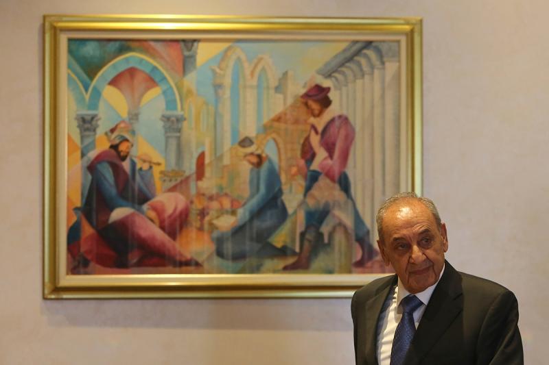 مصادر تكتل التغيير والإصلاح: بري وافق على اقتراح التكتل لقانون انتخاب مختلط (مروان طحطح)