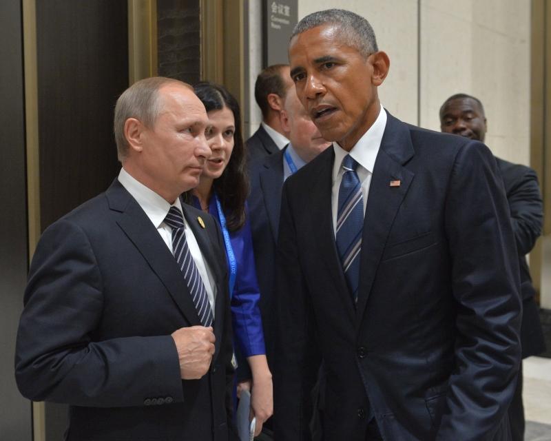 بوتين: علينا إجراء مشاورات مع دمشق حول مضمون الاتفاقات (أ ف ب)