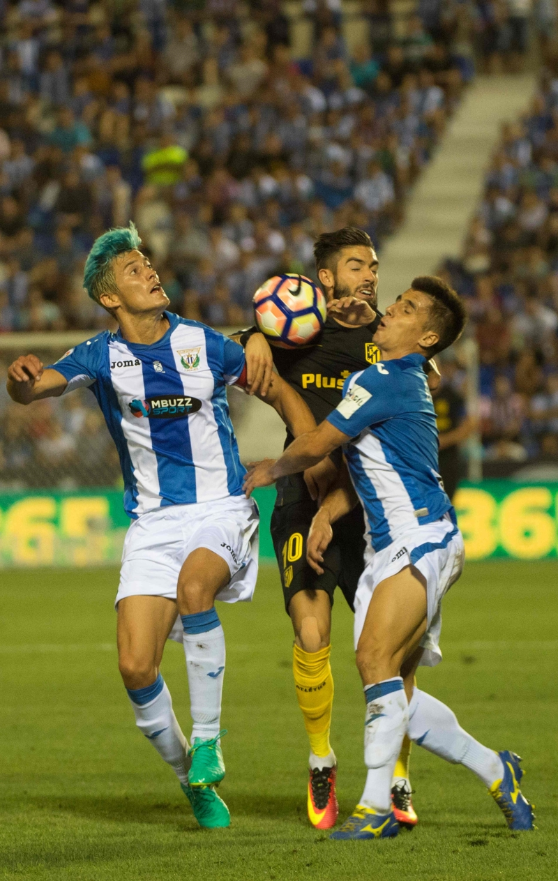 شدّ الدوري الإسباني الأنظار بنتائجه الأوروبية الباهرة (أ ف ب)