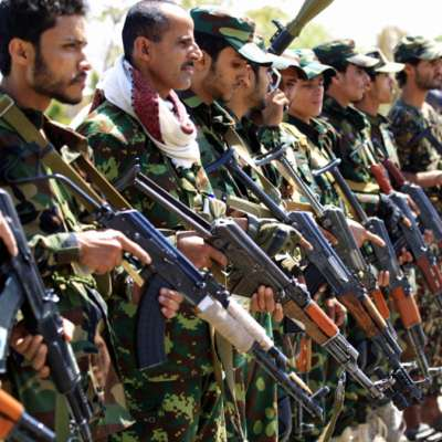 «أنصار الله» تضرب في جيزان: إسقاط 5 طائرات استطلاع