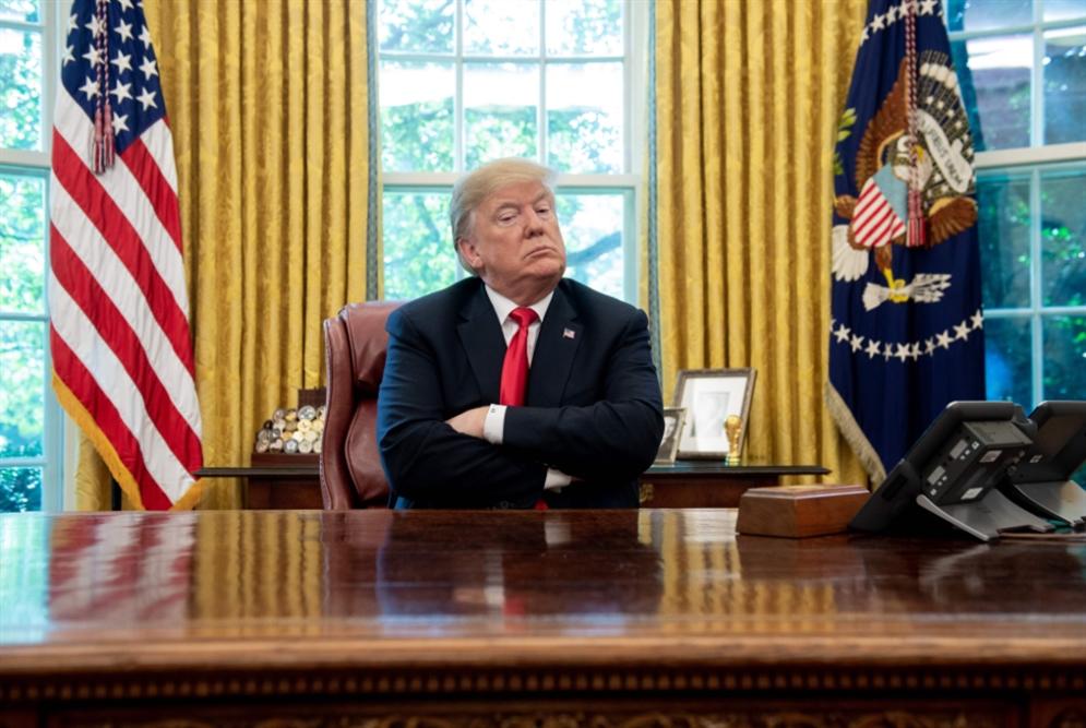 ترامب: القمة مع كيم بعد انتخابات الكونغرس