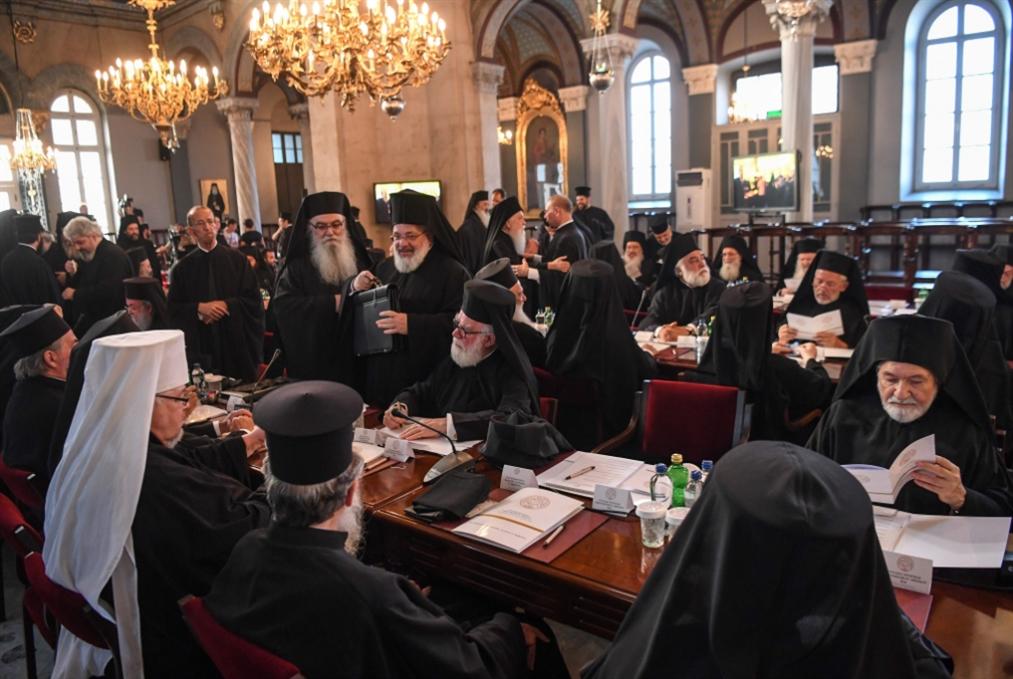 «انشقاق» في الكنيسة الأرثوذكسية