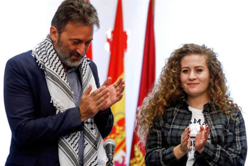 جماهير الريال سعيدة و«إسرائيل» منزعجة