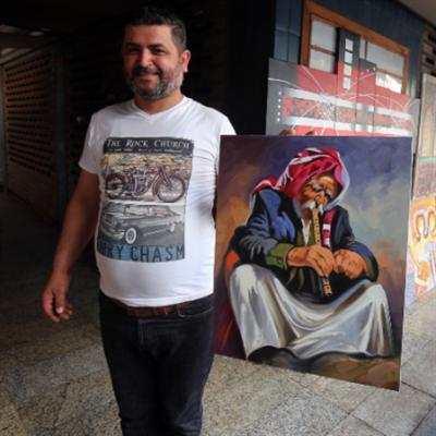 المعمل 373: محمد نعمان «يلوّن» سوق الروشة