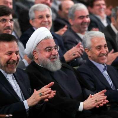 روحاني: أميركا تسعى لتغيير النظام